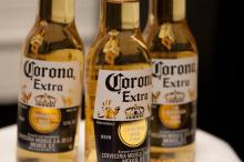 /Corona .Extra /330ml Bottle/ UK Origin/.