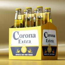 /CORONA ..EXTRA BEER AT/ AFFORDABLE PRICES.