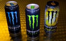 Energy Drinks (Boost, Emergence, /Lucozade,Monster, Redbull)/