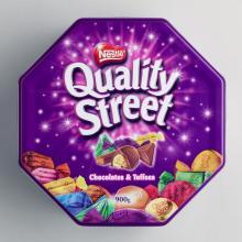 Nestle Quality Street Chocolate 900grm