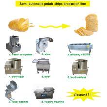 Industrial Home Potato Chips Making Machine Price