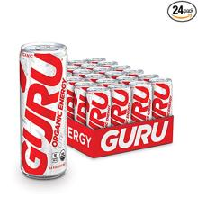 GURU Lite Natural Energy Drink