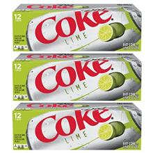 Diet Coke with Lime Fridgepack Bundle
