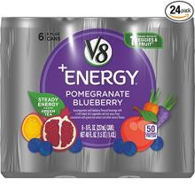 V8 +Energy, Pomegranate Blueberry