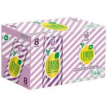 LEMON LEMON Sparkling Lemonade, Blackberry