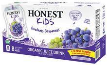 HONEST Kids Organic Juice Drink 5