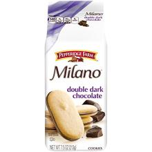 Pepperidge Farm, Milano Cookies, Double Dark Chocolate