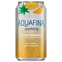 Aquafina Sparkling Water, Mango Pineapple