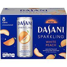 Dasani Sparkling Drinking Water, Raspberry Lemonade