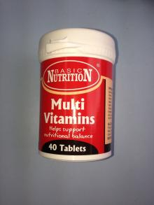 Protein,  Vitamins  and  Minerals  Supplements