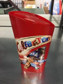 Celebrations Chocolate Tub