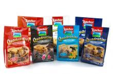 Loacker Quadratini Wafers 125gr Bags