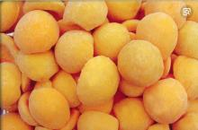 Frozen  IQF   yellow   peach  halves/dices/slices for sale
