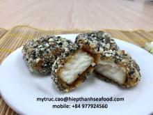 Pangasius Fish Bites - Teriyaki flavour