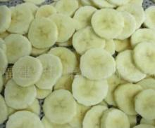 High Quality IQF Frozen Banana slices