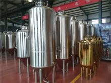 Stainless Steel Jacketed Bright Beer Tank Hotel Beer Serving Tank