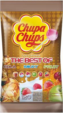 Chupa Chups The Best Of 120 Lollipops