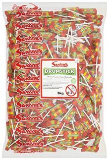 Swizzels Matlow Drumstick Lollies Sweets 3 kg