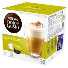 NESCAF?? Dolce Gusto Cappuccino, Pack of 3 (Total 48 Capsules, 24 Servings)
