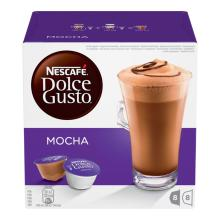 NESCAF?? Dolce Gusto Mocha, Pack of 3 (Total 48 Capsules, 24 Servings)