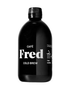 Caf?¨ Fred cold brew 500 ml. 16 shots