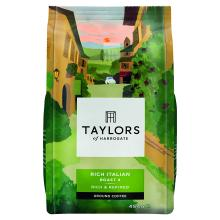 Taylors of Harrogate Rich Italian Ground Coffee 454 g