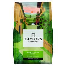 Taylors of Harrogate Rich Italian Ground Coffee 454 g22