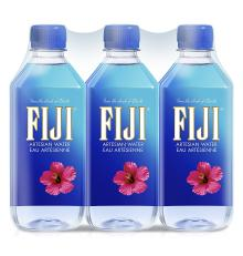 FIJI Natural Artesian Water Bottles, 6 x 500 ml 2