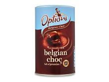 Options Belgian Chocolate 825g