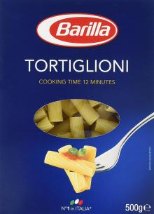 Barilla Tortiglioni, 500g