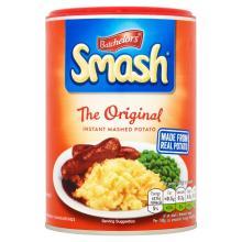 Smash Instant Mash Potato, 280 g