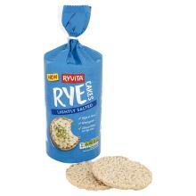 Ryvita Lightly Salted Rye Cakes, 120 g
