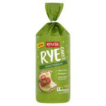 Ryvita Multigrain Rye Cakes, 120 g