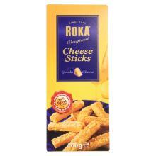 Roka Original Cheese Sticks Gouda Cheese, 100g