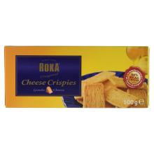 Roka Original Cheese Crispies Gouda Cheese, 100g