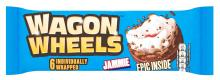 Wagon Wheels 6 Jammie Biscuits