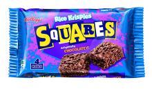 Kellogg's Rice Krispies Squares Totally Chocolatey 4 x 36g