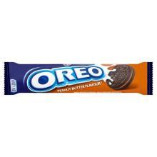 Oreo Sandwich Biscuits Peanut Butter Creme, 154g