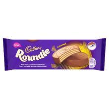 Cadbury Roundie Caramel Wafer Chocolate, 150 g