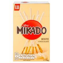 Mikado White Chocolate, 70g