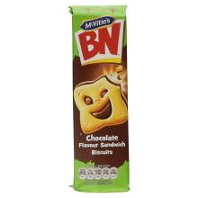 BN Chocolate Flavour Sandwich Biscuit, 295g