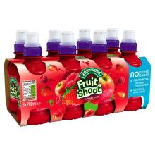 Fruit Shoot Summer Fruits, 200ml (8 Pack)1