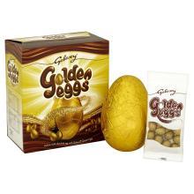 Galaxy Golden Eggs Chocolate Egg 233g, Large