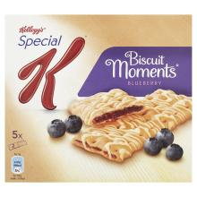 Kellogg's Special K Biscuit Moments Blueberry 10 Biscuits