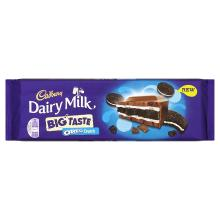 Cadbury Dairy Milk Big Taste Oreo Chocolate Bar, 300g
