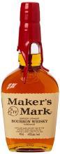 Maker's Mark Bourbon Non Vintage Whiskey, 70cl