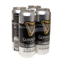 Guinness Draught Surger, 4 x 520ml