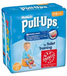 Huggies Pull Ups Potty Training Pants for Boys, Small - 29 Pants Total