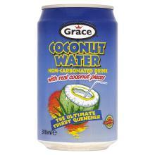 Грейс Кокосовая вода с мякотью, 310 мл