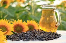 Refined sun Flower oil